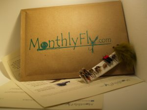 Stock your Box - Monthly Fly