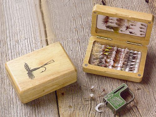 Giftimage monthly fly for Fly fishing subscription box